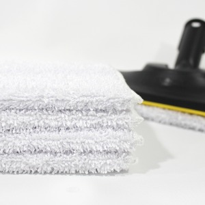 Microfiber Steam Cleaning mop pad